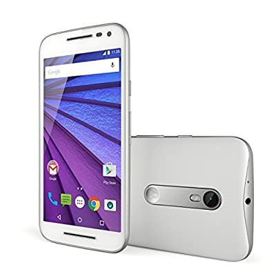 Moto G 3rd Generation (White, 16GB)