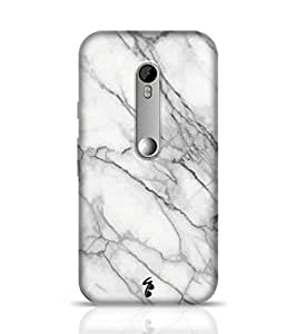 Moto G3 Phone Cases for White Marble 1 Back Cover for G3 Multicolor