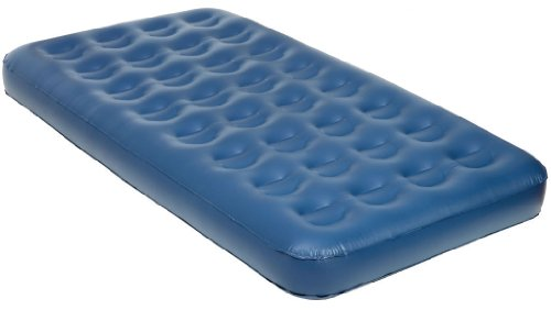 Pure Comfort Twin Size Pvc Air Mattress Top Air