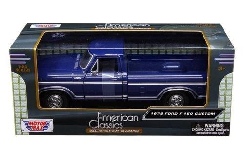 motor-max-124-w-b-american-classics-1979-ford-f-150-custom-79346ac-bl