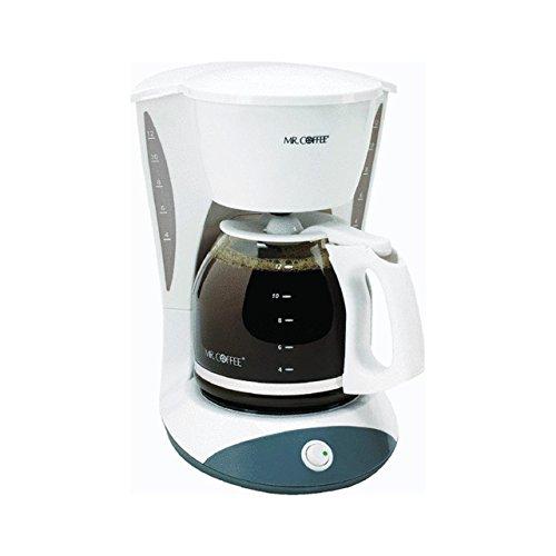12C WHT Coffeemaker