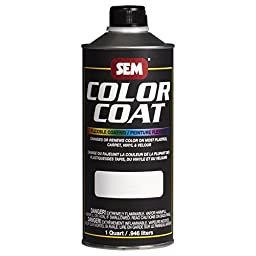 SEM 15596 Yellow Oxide Color Coat - 1 Quart