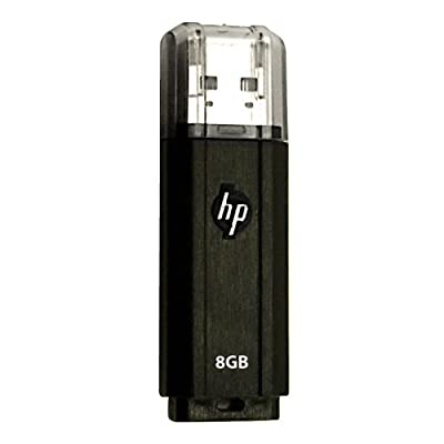 HP v125w 8 GB USB 2.0 Flash Drive P-FD8GBHP125-GE