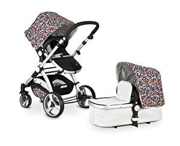 Where To Shop Uberchild EVO Full 2in1 Travel System Including FREE Maxi Cosi Car Seat Adapters
