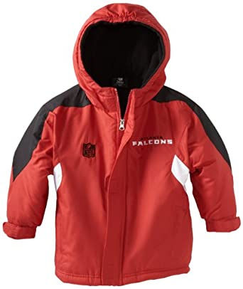 NFL Atlanta Falcons 4-7 Youth Field Goal Full Zip Jacket by Reebok