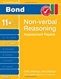 Nic Morgan Bond Non-verbal Reasoning Assessment Papers 10-11+ Years Book 2