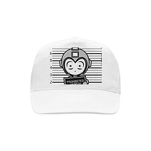 [Neyyto Unisex Mega Man Baseball Adjustable Hat] (Megaman Hat)