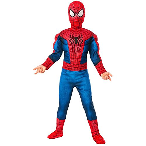 Amazing Spider-Man 2 Muscle Chest Kids Costume