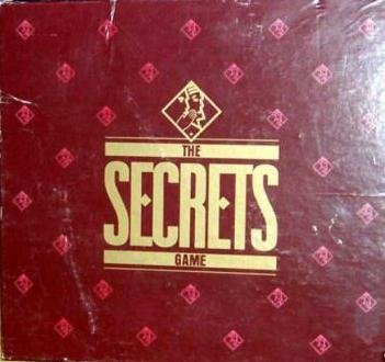 The Secrets Game - Buy The Secrets Game - Purchase The Secrets Game (milton bradley, Toys & Games,Categories,Games,Board Games,Action Games)