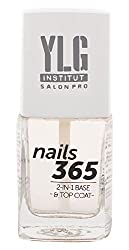 YLG Nails 365 - 2 In 1 Base & Top Coat - Nail Care - 9ml