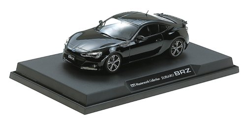 Subaru BRZ WR (Crystal Black Silica) (Plastic model) (Subaru Brz Model compare prices)