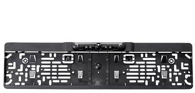 Auto Nummernschild Rückfahrkamera in Kennzeichenhalter Distanzlabel PAL von Maxxcount bei Reifen Onlineshop