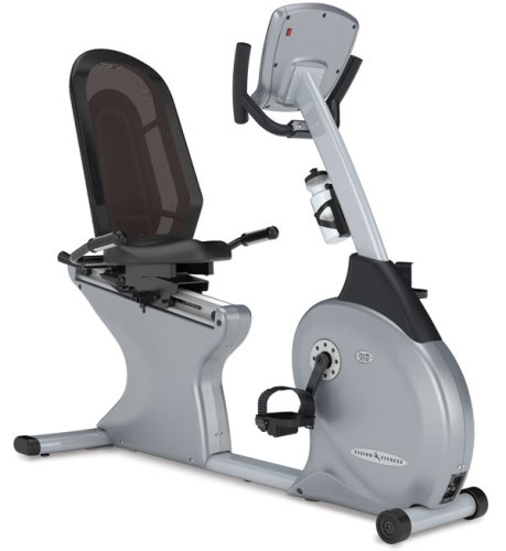 Vision R2250 Recumbent Bike with Deluxe Console
