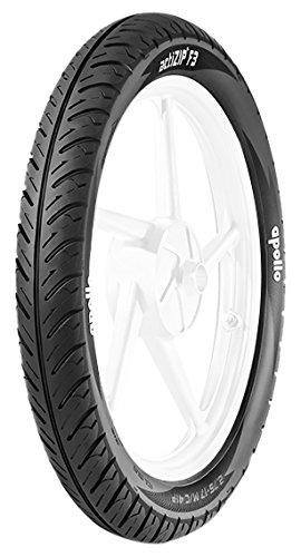 Apollo Actizip F3 2.75 -17 Tube Type Bike Tyre,Front