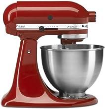 KitchenAid KSM95ER Ultra Power Stand Mixer, Empire Red