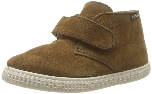 Victoria  Safari Serraje Velcro,  Sneaker unisex bambino, Marrone (Marron (Whisky)), 26