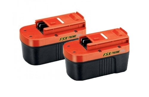 Black & Decker FireStorm 24 Volt FSX-Treme Battery 2-Pack