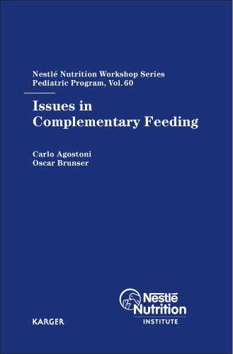 Issues In Complementary Feeding: 60Th Nestle Nutrition Workshop, Pediatric Program, Manaus, October 2006 (Nestle Nutrition Workshop Series: Pediatric Program)