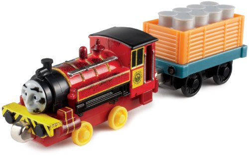 Fisher-Price Thomas The Train: Take-n-Play Victor and Oil Car Two-pack