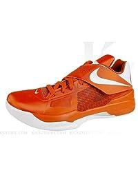 Nike Zoom KD IV Texas Longhorns NCAA University Kevin Durant 2012 QS 473679-801