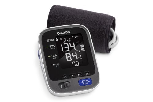Omron Bp785N 10 Series Advanced Accuracy Upper Arm Blood Pressure Monitor front-623228