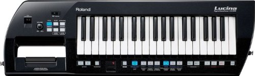 New Roland AX-09B 37-Key Synthesizer