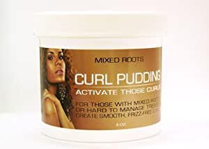 Mixed Roots Curl Pudding