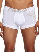 Emporio Armani Intimates Bóxer Kenny (Blanco)