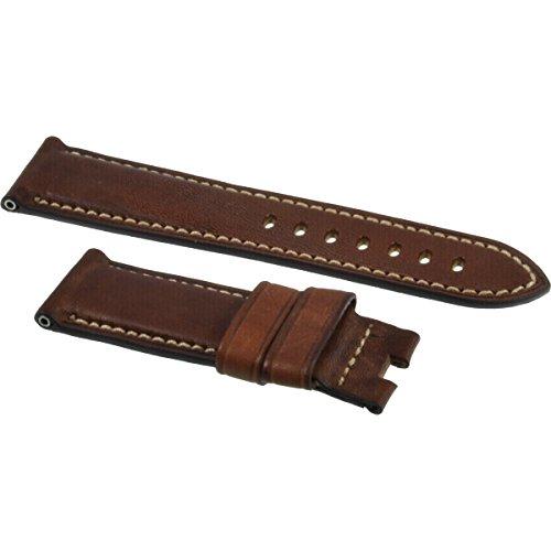condor-leder-uhrenarmband-sattelleder-gepolstert-vintage-24-mm-dunkelbraun-69802-fur-panerai