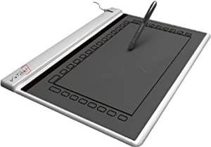VT 12-Inch Touch Screen Graphic Pen Tablet (White)