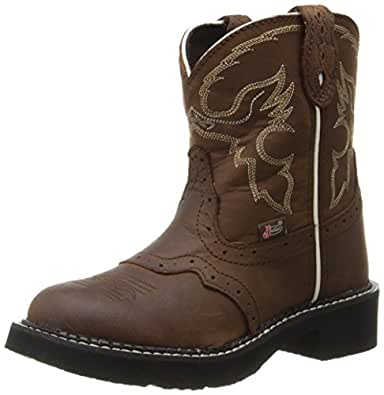 Amazon.com: Justin Boots Gypsy Boot (Toddler/Little Kid