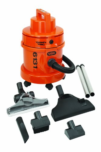 VAX Aspirapolvere multifunzione/lavamoquette 6131 - arancione