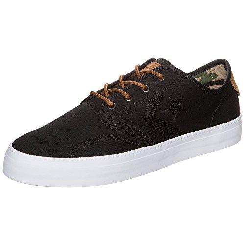 Converse Cons Zakim Ox Sneaker, nero/bianco, 40.5