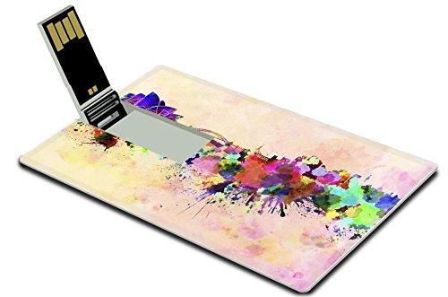 liili-32gb-usb-flash-drive-20-memory-stick-credit-card-size-image-id-24504855-sydney-skyline-in-wate