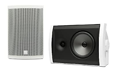 "Boston Acoustics Voyager 70 2-Way 7"" Outdoor Speaker Pair (White) from Boston Acoustics"