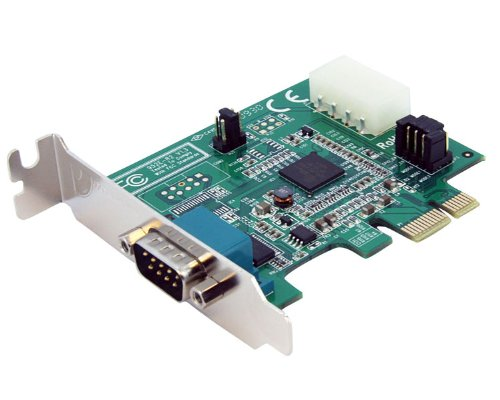StarTech.com PEX1S952LP 1-Port Low Profile Native PCI Express Serial Card with 16950