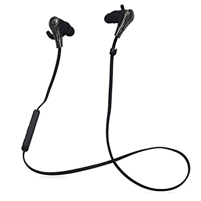 Vcall In-Ear Bluetooth 4.0 Mini Wireless Stereo Headsets Earbuds Headphones , Lightweight for Outdoor Sport, GYM, Running, Exercises, Game, Driving and Walking,with Built-In Mic / Playback & Volume Controls / Hands Free Calling/ Music A2DP, Music/Video St