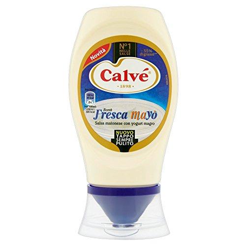 Calvã.. - Salsa Maionese Fresca Mayo', Con Yogurt Magro - 250 Ml