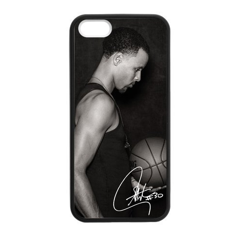 Generic Custom Stephen Curry Basketball Series Plastic Cell Phone Cases for iPhone 5 case iPhone 5s case