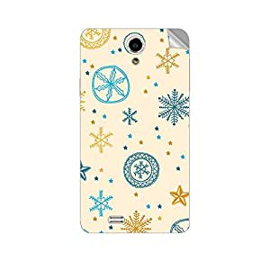 Garmor Designer Mobile Skin Sticker For XOLO Q900 - Mobile Sticker
