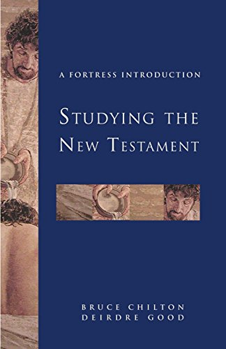 Studying the New Testament: A Fortress Introduction (Fortress Introductions)