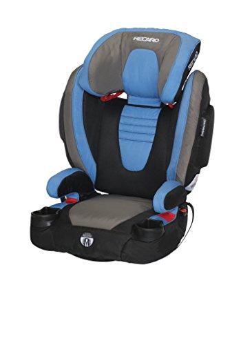 Recaro Performance Booster High Back Booster Car Seat, Skye front-825859