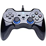 Zhidong V Full Vibration Feedback USB Wired Controller Gamepad Joystick For Windows XP/7/8/8.1 & Android & PlayStation 3 (PS Architecture & Xbox360 Engine) - Not support the Xbox 360