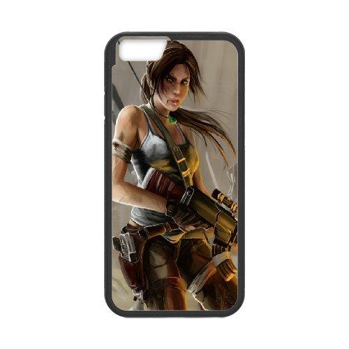 Generic Case Tomb Raider Lara Croft For iPhone 6 Plus 5.5 Inch Q9Q813039