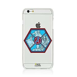 Hamee Marvel iPhone 6 / 6S Case Cover Avengers Hexagon