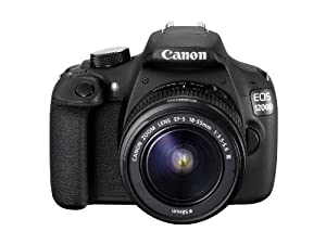 Canon EOS 1200D Digital SLR Camera with EF-S 18-55 mm f/3.5-5.6 III Lens
