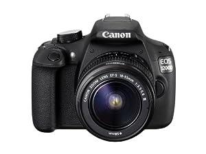 Canon EOS 1200D - Cámara réflex digital de 18 Mp (pantalla 3
