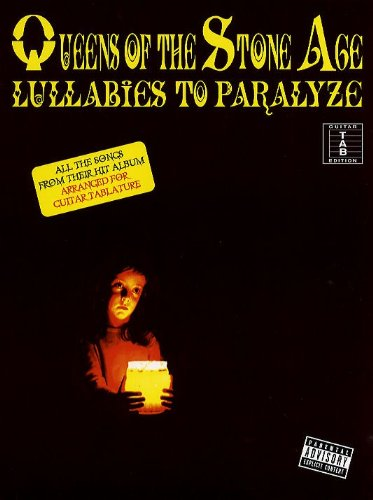 Queens Of The Stone Age: Lullabies To Paralyze. For Tablatura di Chitarra