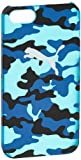 Puma Bytes Protective Mobile Phone Case blue French Blue-french Blue-Camo Size:12.5 x 6.1 x 0.9 cm