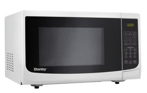 Check Out This Danby DMW111KBLDB 1100w Microwave, White